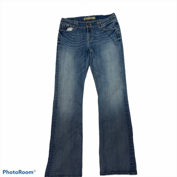 BKE BUCKLE Wendi Bootcut Jeans 29 x 35.5